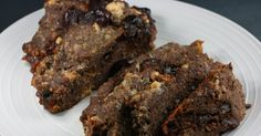 Blue Cheese and Dried Cherry Meatloaf The original Year of Slow Cooking site (CrockPot 365) by slow-cooking expert Stephanie O'Dea