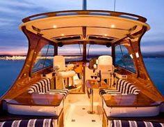 Hinckley Picnic Boat
