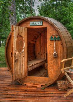 5 X 7 Outdoor Sauna Kit Heater Pkg Roof I Want I