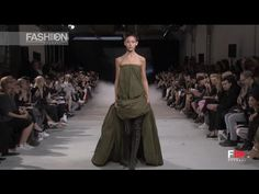 """A.F. VANDEVORST"" Full Show Spring Summer 2015 Paris by Fashion Channel"