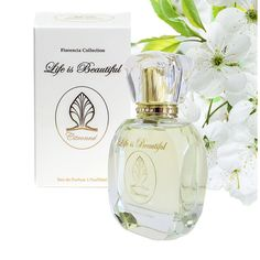 Perfume Citronné · Florencia Collection Life Is Beautiful; Grapefruit Notes Citrusy Floral Spray; The Fresh Light Scent You Are Looking For.