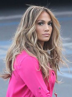 Jennifer Lopez Hair American Idol