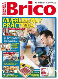 BRICO Spanish Magazine - Buy, Subscribe, Download and Read BRICO on your iPad, iPhone, iPod Touch, Android and on the web only through Magzter