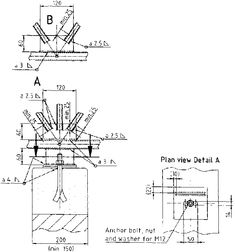 Roof Truss Guide - Design and construction of standard timber and steel trusses (BASIN - SKAT, 1999, 187 p.): 6 STEEL TRUSSES: 6.2 System Options Steel Trusses, Roof Trusses, Roof Truss Design, Building A Pole Barn, Steel Detail, Roof Structure, Outdoor Projects, Basin, House Plans