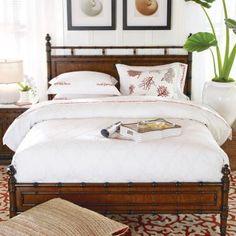Williams Sonoma Hampstead Bed