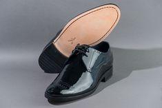 Formal black shoes designed by Yorgo Stratouris. #menshoes #yorgostratouris