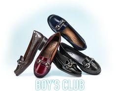 Boy's Club: LifeStride KISSED Loafers