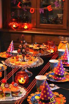かめ代のかんたん!かわいい!おうちパーティー「子どもたちのにぎやかハロウィン♪」   お菓子・パンのレシピや作り方【corecle*コレクル】