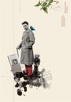 Gif de George Orwell
