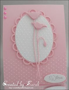 Created by Sarah: I don't think I'm quite me at the moment. Pink Cards, Baby Cards, Memory Box Cards, Poppy Cards, Mothers Day Cards, Sympathy Cards, Flower Cards, Creative Cards, Greeting Cards Handmade