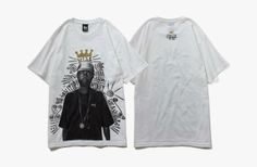 Stussy x J Dilla Spring/Summer 2014 Capsule Collection