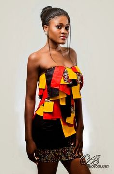 NUNA COUTURE ~ FashionistaGH - The premier source for Ghanaian Fashion and Lifestyle