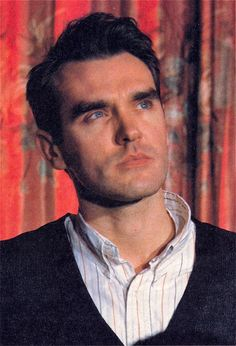 Morrissey...sometimes odd,fascinating,sometimes controversial,but never boring!