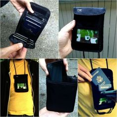 NW Travel Gear RFID Wallet Review
