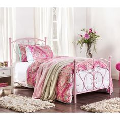 Hokku Designs Twin Platform Bed & Reviews | Wayfair