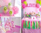 Spa Party Ideas for Little Girls