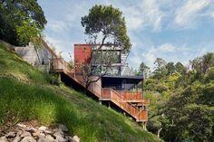 Residencia Tamalpais,© Bruce Damonte