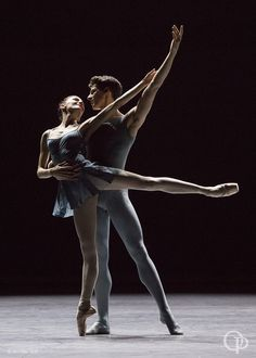 William Forsythe, Blake Works I Ludmila Pagliero and Germain Louvet