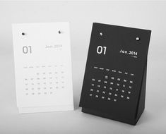 Beautiful Handmade Printed Calendars for 2014