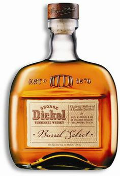 American Whiskey | George Dickel Barrel Select Tennessee Whiskey-United States