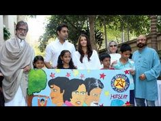 The Bachchan clan raised a whopping Rs.25 lakh (Rs.2.5 million) for a charity through sale of special paintings, based on interpretations of Amitabh Bachchan, and a book, which was unvieled to mark the megastar's 70th birthday.