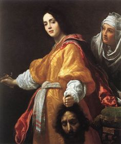 Judith and Holofernes Artemisia Gentileschi c. 1613 - Google Search