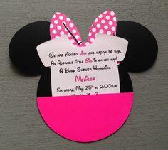 Cumpleaños de Minnie Mouse - Pintando una mamá | Pintando una mamá                                                                                                                                                                                 Más