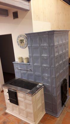 Piec kuchenny połoczony z piecem pokojowym Dresser, Studio, Furniture, Home Decor, Powder Room, Decoration Home, Room Decor, Stained Dresser, Studios