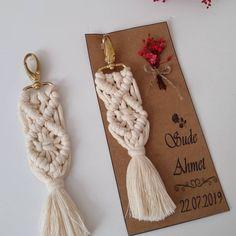 Wedding Doorgift, Diy Wedding, Wedding Favors, Macrame Wall Hanging Patterns, Boho Theme, Henna, Macrame Tutorial, Boho Designs, Engagement Gifts