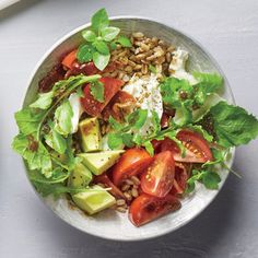 An Instagram favorite, grain bowls may accidentally help you consume more calories than you think.