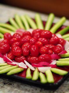 1,2,3,4 I declare a Salad War...no more boring salads
