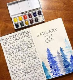 Winter Calendar bujo, bullet journal ideas january Get inspired for your winter bullet journal. Find January bullet journal themes, December bullet journal, winter collections for your bujo & winter doodles. Bullet Journal Inspo, Bullet Journal With Calendar, Bullet Journal Weekly Spread, Bullet Journal Spreads, Bullet Journal Flip Through, December Bullet Journal, Bullet Journal Headers, Bullet Journal Cover Page, Bullet Journal Notebook