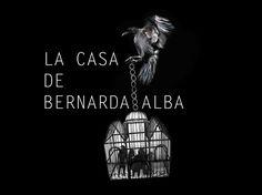La casa de Bernarda Alba- Personajes y Atrezzo - Thais Kauffmann