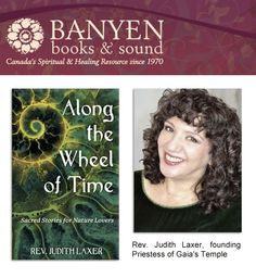 [April 23, 2015] Pagan Wheel of the Year – Sacred Stories for Nature Lovers. Join Rev. Judith Laxer for an author's talk and book signing from 6:30 ~ 8:00 p.m.