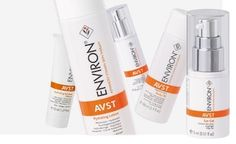Environ   About Face - Environ's vision has always been to make the best, well-researched, scientific skincare products in the world! That's why we love prescribing them to our clients!