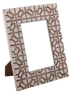 4x6 inches brown picture frame in bulk wholesale hand carved vintage look wooden photo frame in jaali work home decor picture frames from india - Wooden Picture Frames In Bulk