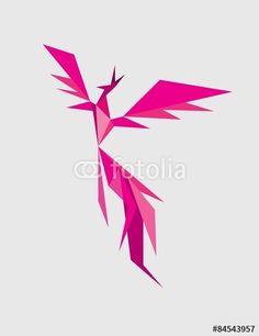geometric phoenix - Google zoeken