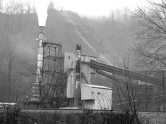 Coal Tipple In Keystone WV