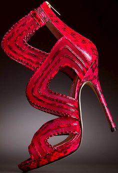 369e6bea0a70 Jimmy Choo V  stilettoheelsjimmychoo  jimmychooheelsred Hot Shoes