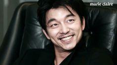 Gong Yoo - Perfect by Ed Sheeran(Covered by Emma Heester) Gong Yoo Smile, Yoo Gong, Korean Men, Korean Actors, Ed Sheeran Cover, Korean Military, Kyung Hee, Gorgeous Men, Pretty Pictures