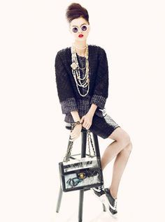 Totes Chanel.