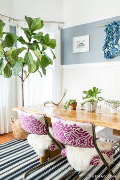 Designer Lauren Nelson Invites Us Into Her Sunny San Francisco Home | Rue