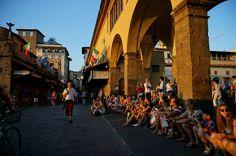 Ponte vecchio, Firenze, Italy 피렌체 베키오 다리