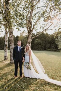 Real Bride Jess wears Wynn WSP 616 by Daalarna from Sash & Bustle - Soft Wedding Dresses, Crepe Wedding Dress, V Neck Wedding Dress, Wedding Gowns, Wedding Day, Bustle, Couture Collection, Bridal Style, Sash