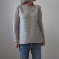 Ravelry: Mountain High pattern by Heidi Kirrmaier   worsted-wt.  subtle details make it gorgeous!