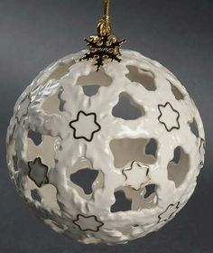 Lenox Annual Christmas Ornament at Replacements, Ltd