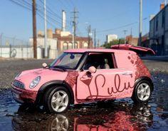 Lulu's Car Wrap
