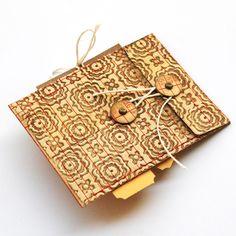 Finnabair: pocket envelope die http://sizzixukblog.blogspot.com/2012/10/vintage-envelope-for-all-occasions.html#