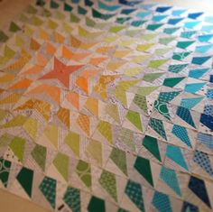 Freshly Pieced Modern Quilts: My Week, Instagrammed I have no words for how much I love this!!