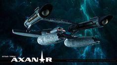 Star Trek USS Hermes